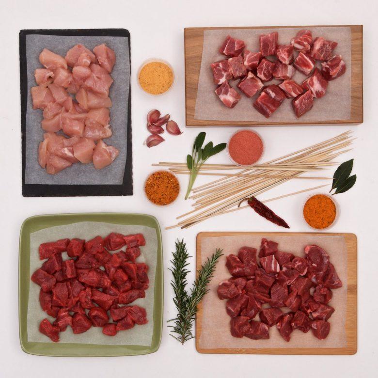 Stilton Kebab Pack