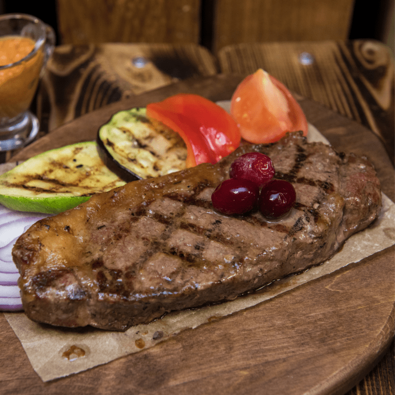 Big Mamma Sirloin Steak 336g-392g / 12-14oz