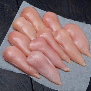 2.5kg Chicken Breast + Glaze Pots