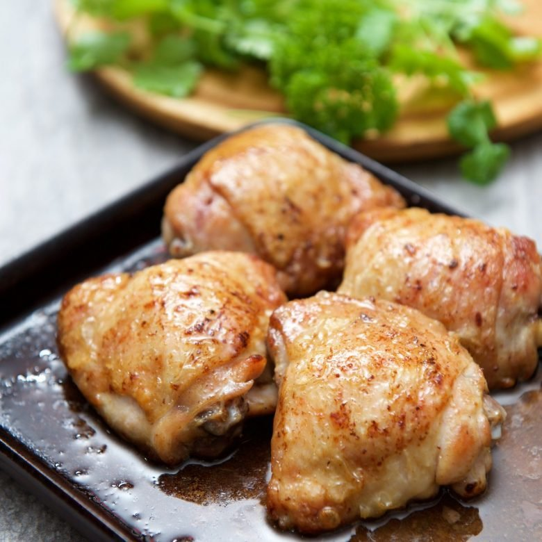 Chicken Thighs 10x