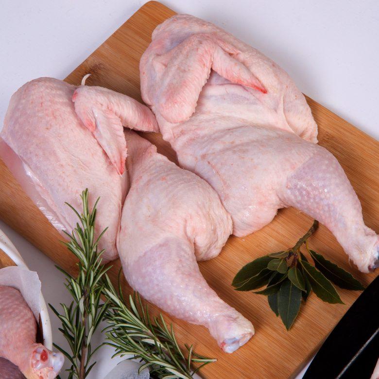 2 x Half Oven Ready Chicken 1.3kg Total