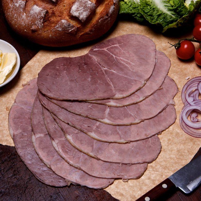 Sliced Beef 500g