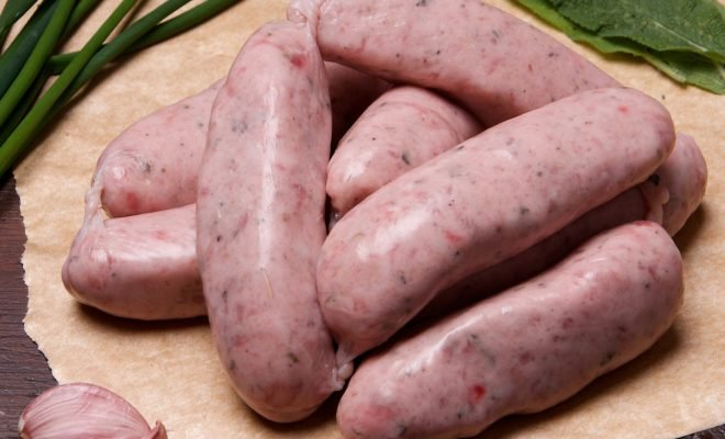 Lincolnshire Sausages 1lb (8s)