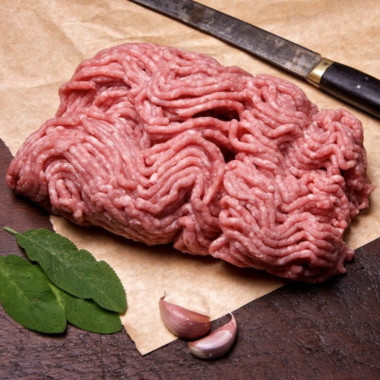 Pork Mince 900g