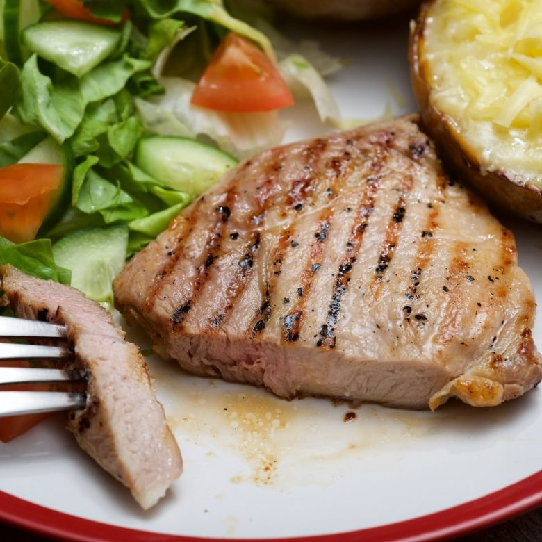 Pork Loin Steak 200g-227g / 7-8oz