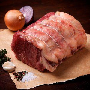 Prime Rolled Sirloin Roast