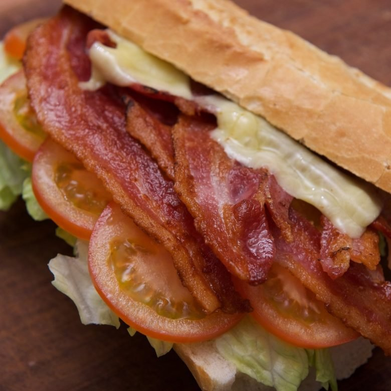 Unsmoked Streaky Bacon