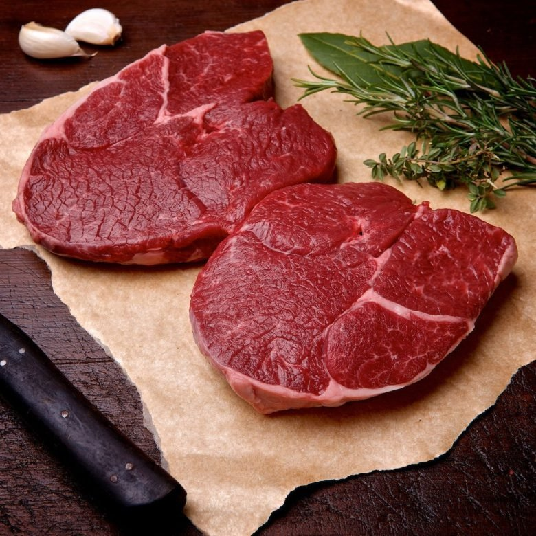 Lamb Leg Steak Boneless 200g-227g / 7-8oz
