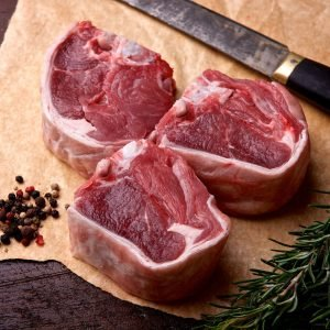 Lamb Loin Chops 2x 114g / 4oz