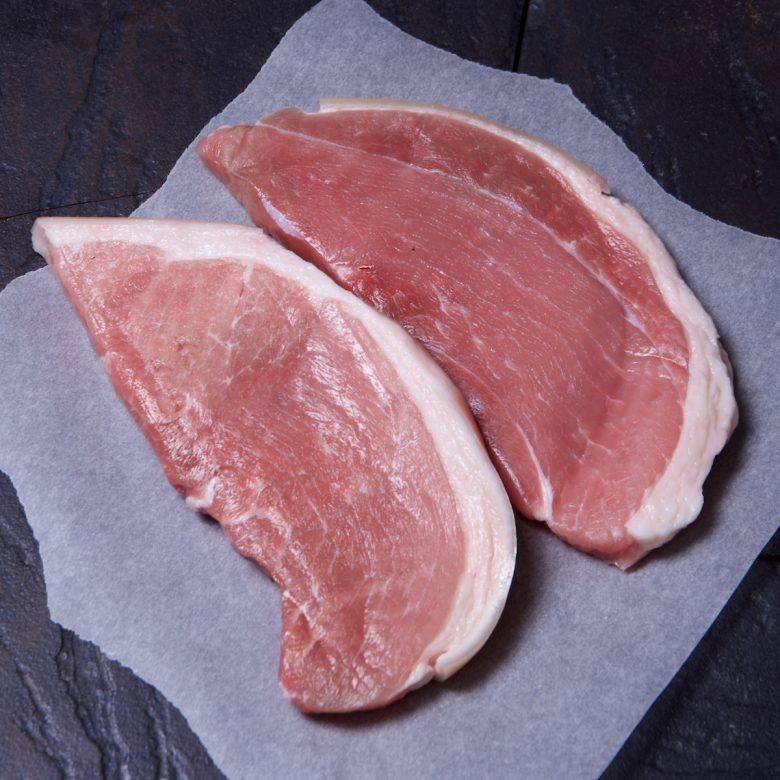 5 x 112g+ Half-moon Gammon Steak