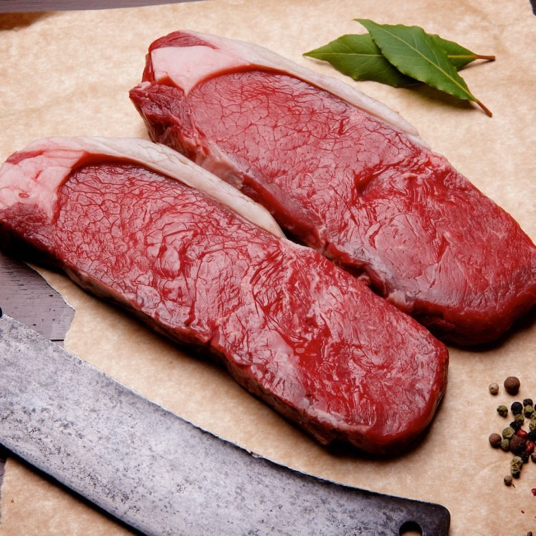 5 x 140g - 168g / 5oz-6oz Prime Sirloin Steak