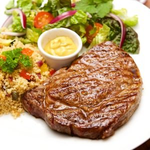 Water Grass Hill Aged Ribeye Steak