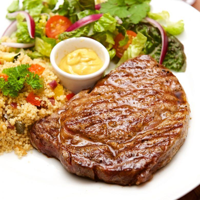 Water Grass Hill Aged Ribeye Steak