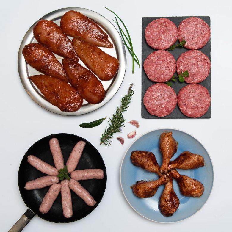 STILTON RULE OF 6 BBQ PACK - ESSENTIAL