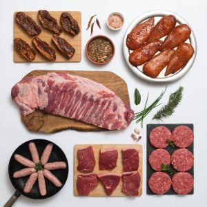 STILTON RULE OF 6 BBQ PACK - DELUXE