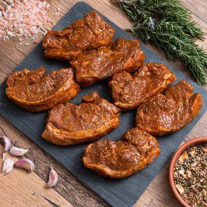 1kg+ Lamb Rump Steaks