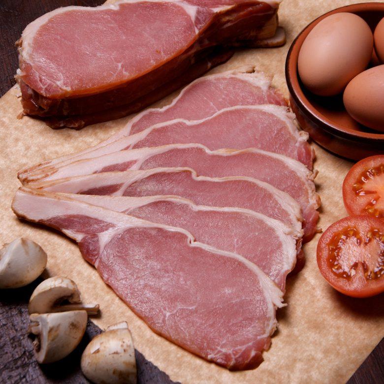 Bulk Pack Premium Bacon 2.27kg Smoked