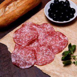 Salami Milano Sliced 100g