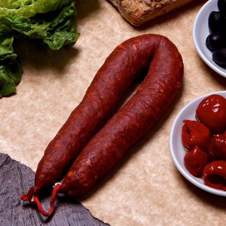 Chorizo Sarta Ring Spicy 200g