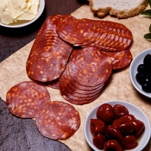 Chorizo Vela Sliced 250g