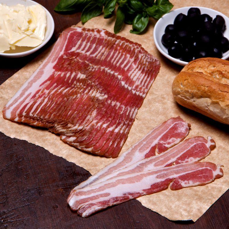 Pancetta Affumicata Sliced 250g
