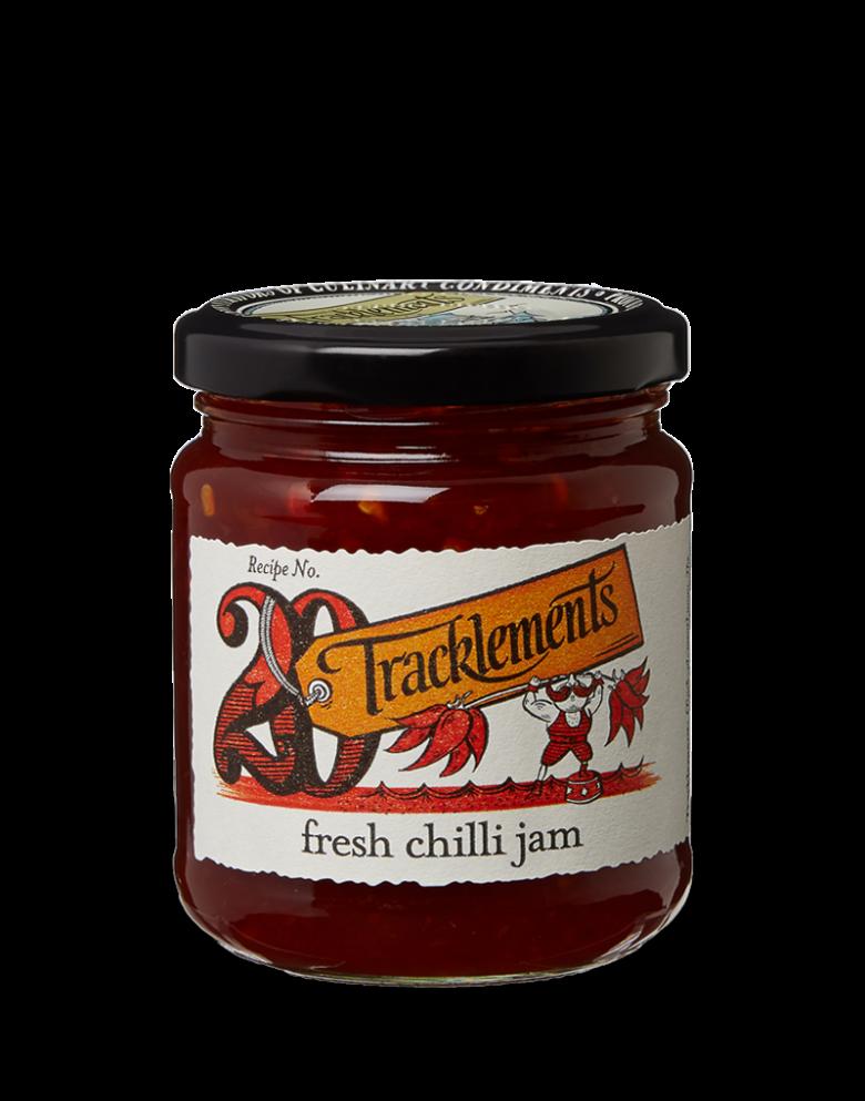 Fresh Chilli Jam 250g