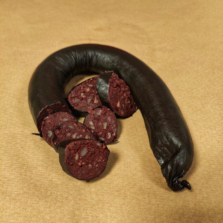 Black Pudding Ring 454g