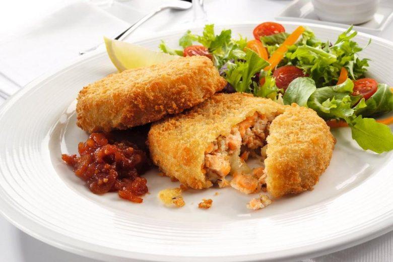 Salmon & Dill Fishcakes 2 x 140g