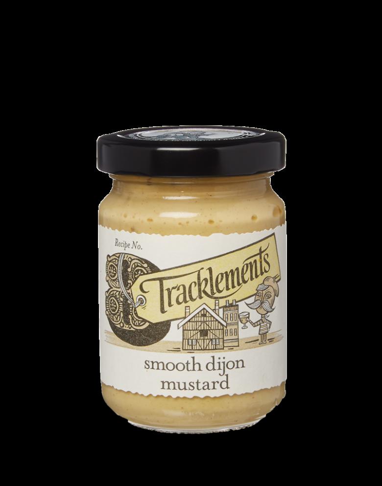 Smooth Dijon Mustard 140g