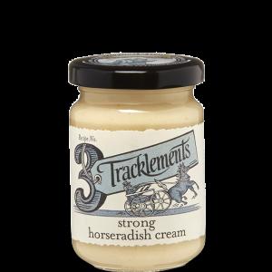 Strong Horseradish Cream 140g