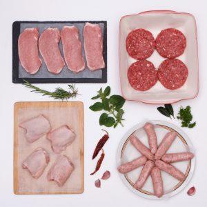 Mini BBQ Pack