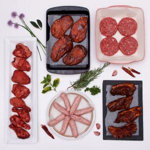 Glazed Variety BBQ Pack